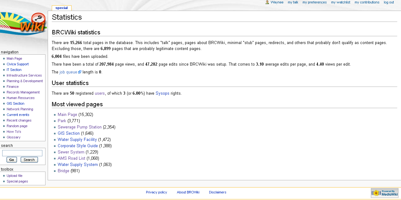 How Bundaberg Regional Council uses its Wiki - LGAM