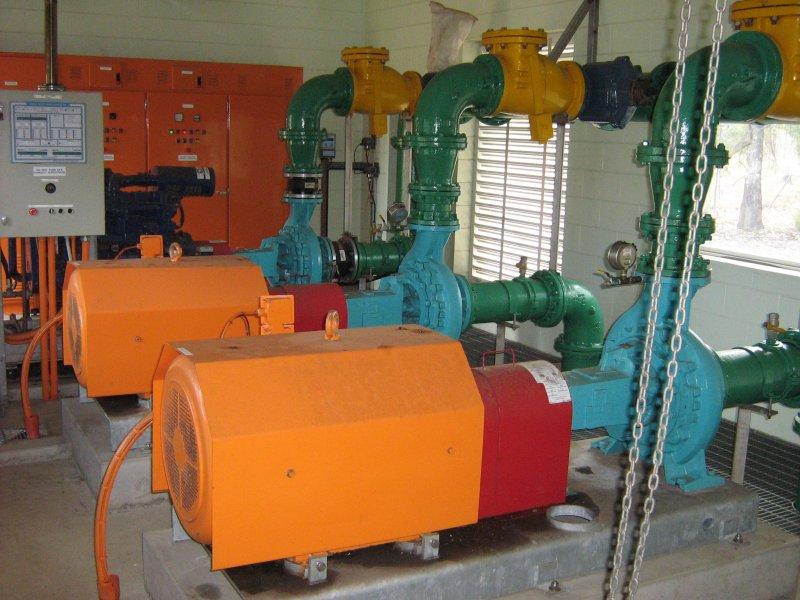 sewage pump station design manual