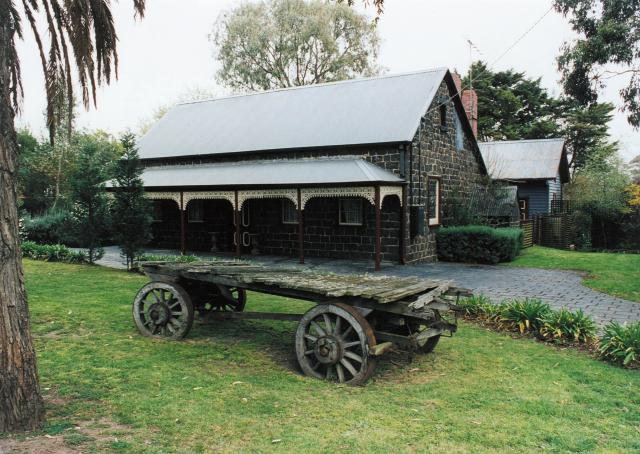 Ziebel's Farmhouse, Thomastown