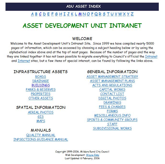 Asset Management Sample Resume
