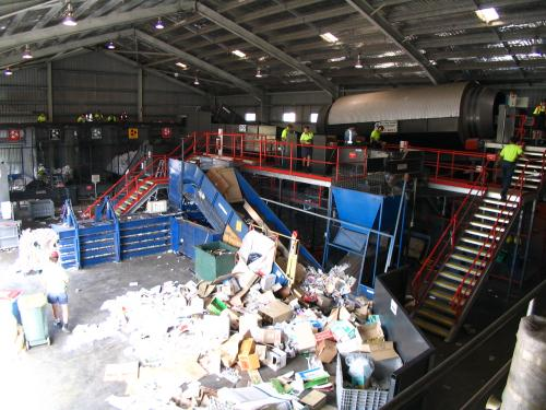 Bundaberg Regional Council Materials Recycling Facility